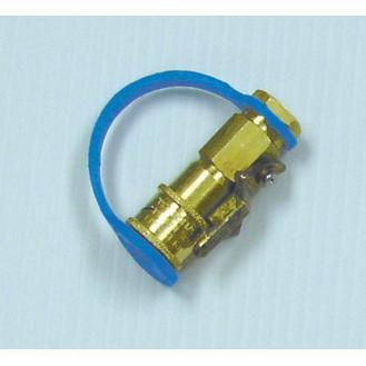Lasalle Bristol (Bristol Prods) 10104052 Quick Disconnect W/ball Valve (Bristol_Products)