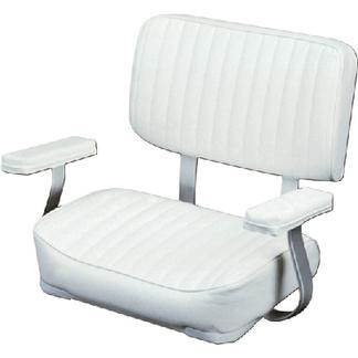 Wise Seating 8WD4000-710 Helm Chair With Padded Armrests