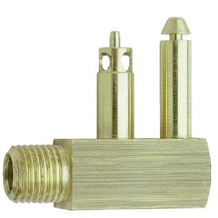 Attwood 88736 ATTWOOD FUEL CONNECTORS / FUEL HOSE FITTING 1/4IN