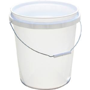 Encore 50640 INDUSTRIAL PAIL WITH HANDLE / PLASTIC BUCKET 5 GAL