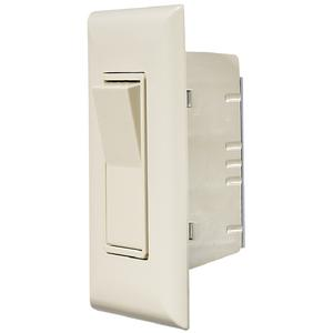 "Rv Designer S843 Ac ""self Contained"" Contemporary SWITCH, Speedwire With Cover-Plate (Rv_Designer)"