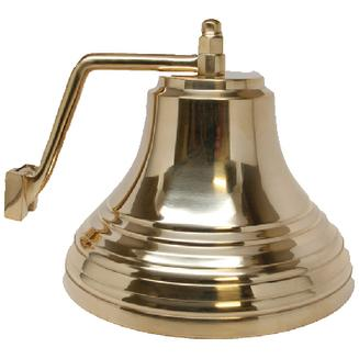 Sea-Dog Corp 4558803 HEAVY DUTY BRASS BELL / HEAVY DUTY BRASS BE
