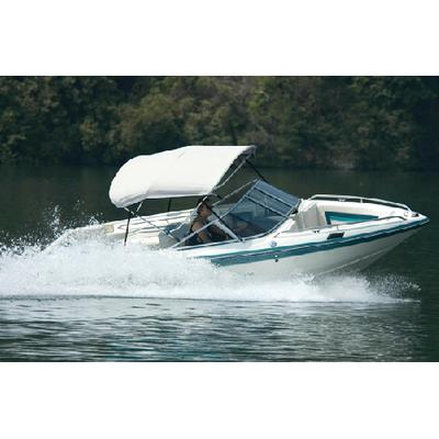 "Carver Covers A3675TB4 36"" High 3 Bow Assembled Bimini Top"