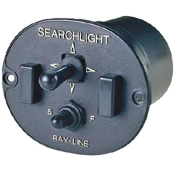 6 436700003 remote control spotlights reliable marine parts source itt jabsco searchlight wiring diagram at n-0.co