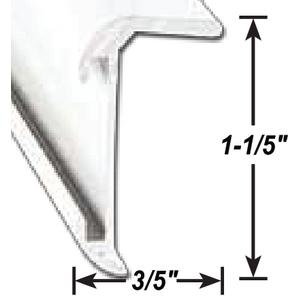 A P Products 021850018 Insert Corner Molding (Ap Products)