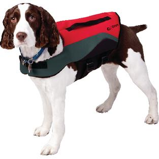 Kent 15720010003012 Neoprene Pet Vest (Full Throttle Onyx)