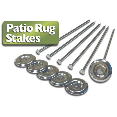 Prest-O-Fit 22001 Patio Rug Stakes (Prest-O-Fit)