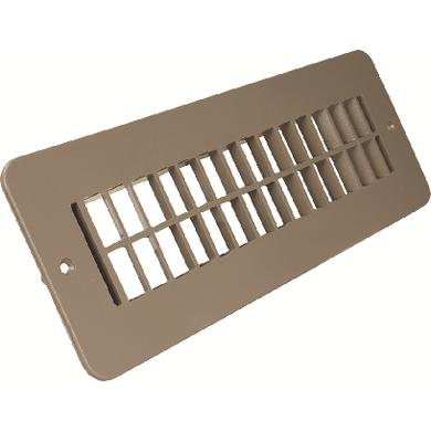 Jr Products 28886ATNA Plastic Floor Registers (Jr)
