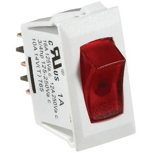 Rv Designer S241 10 Amp Illuminated On/off - Spst (Rv_Designer)