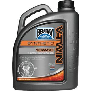 Bel-Ray Co Inc 96915BT4 V-Twin Synthetic Engine Oil (Bel Ray)