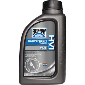 Bel-Ray Co Inc 99370B1LW Hvi Racing Suspension Fluid (Bel Ray)