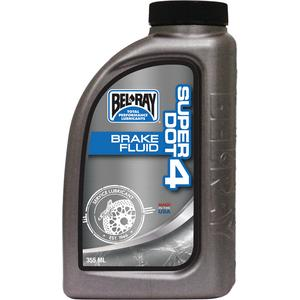 Bel-Ray Co Inc 99480B355W Super Dot 4 Brake Fluid (Bel Ray)