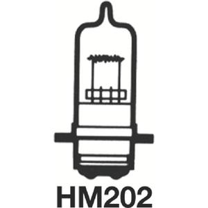 Candlepower Inc. HM202 H-4 12V Halogen Bulbs (Candlepower)