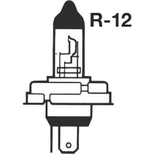 Candlepower Inc. R12 H-4 12V Halogen Bulbs (Candlepower)