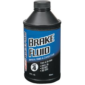 Maxima Racing Lubes 8086912 Dot 4 Universal Brake Fluid (Maxima)