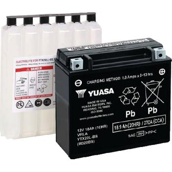 Yuasa Battery Inc YUAM320BS Maintenance Free - Fresh Pack (Yuasa)