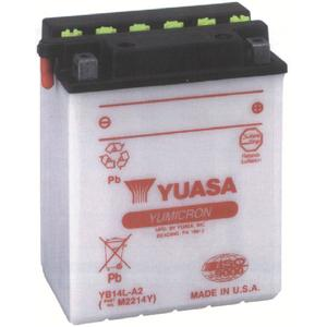 Yuasa Battery Inc YUAM720GZ High PERFORMANCE, Factory Activated Maintenance Free (Yuasa)