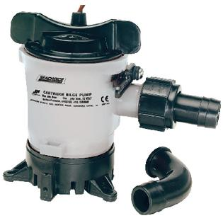 Seachoice 19241 SUBMERSIBLE BILGE PUMP / CARTRIDGE BILGE PUMP 50
