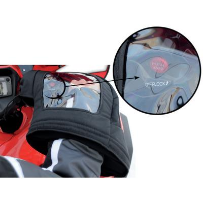 Kimpex Usa 370290 Atv Muffs With Window (Kimpex)