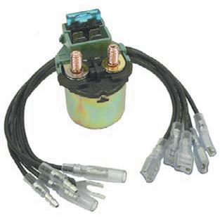 Arrowhead Electrical - Marine SND6058 SND6058 Solenoid; 12-VOLT (Arrowhead Electric)
