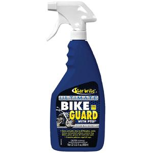 Starbrite 98022 Ultimate Series Bike Guard Detail Clean and Polish Spray