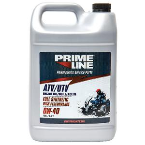 Prime Line Power Sports 7251013 0W-40 Full Synthetic Engine Oil (Prime Line Canada)