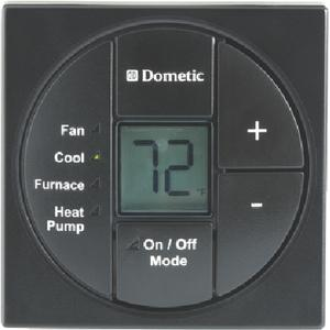 Dometic Rv 3313189072 Single Zone Lcd Thermostat (Dometic)